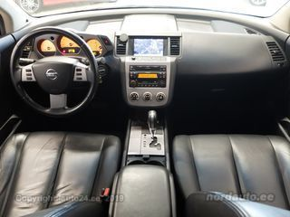 Nissan Murano 4WD 3.5 V6 172kW