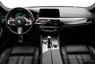 BMW M5 M Drivers package 4.4 V8 441kW