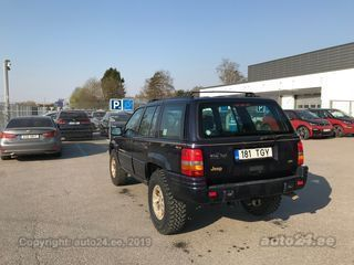 Jeep Grand Cherokee Limited 5.2 V8 156kW