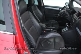 Opel Zafira EXECUTIVE SKY 1.9 110kW