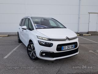 Citroen Grand C4 Picasso INDIVIDUAL EXCLUSIVE FACELIFT DIS 1.6 85kW