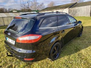 Ford Mondeo Titanium 2.0 TDCI 103kW