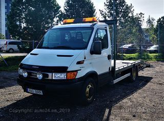 Iveco Daily 35C12 2.3 85kW