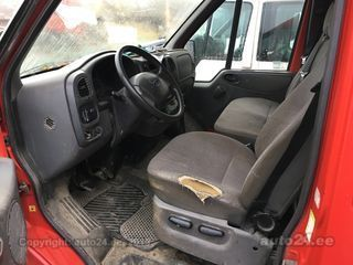 Ford Transit KOMBI/FDCY - buss 2.4 D0FA 92kW