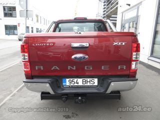 Ford Ranger Limited ATM 2.2 TDCI 110kW