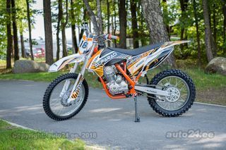Apollo Alfarad Enduro 250 CX 21/18 14kW