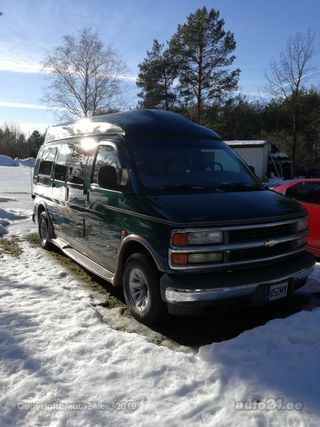 Chevrolet Express 5.7 187kW