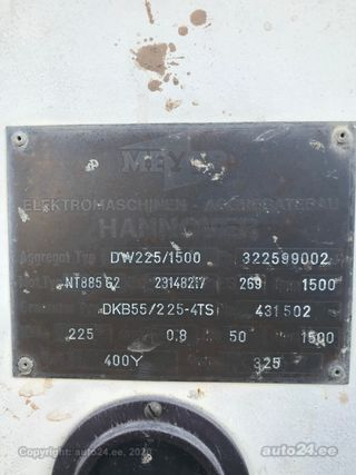 Meyre 225kW