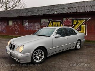 Mercedes-Benz E 240 Facelift 2.6 125kW