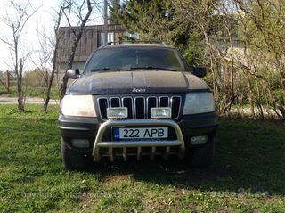 Jeep Grand Cherokee Limited 4.7 164kW