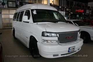 GMC Savana 1500 Majestic Conversion Van AWD 5.3 V8
