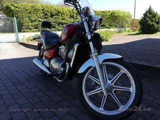 Kawasaki EN 500 37kW