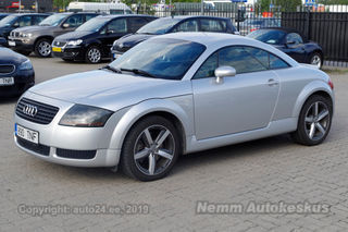Audi TT 1.8 Turbo 132kW