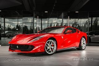 Ferrari 812 Superfast 6.5 V12 588kW