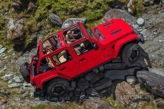 Jeep Wrangler UNLIMITED RUBICON 3.6 209kW