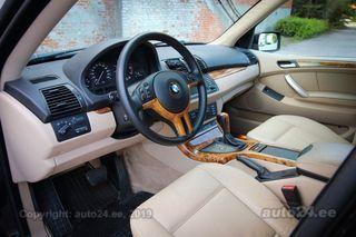 BMW X5 4.4 210kW