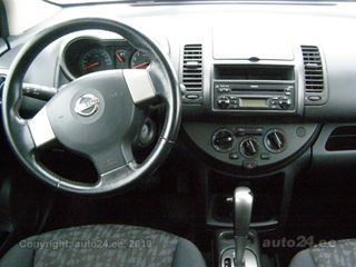 Nissan Note ATM 1.6 81kW