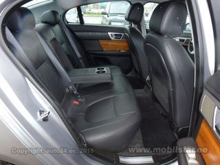 Jaguar XF 2.7 V6 152kW