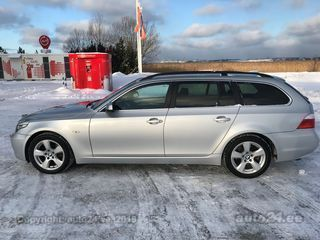 BMW 525 E61 xDrive 3.0 145kW