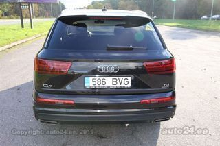 Audi Q7 S-LINE B&O Sound MAX VERSION 3.0 TDI 200kW