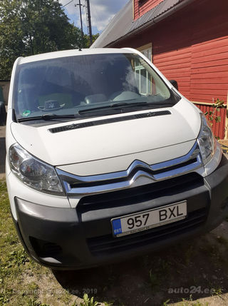 Citroen Jumpy BB 2.0 94kW