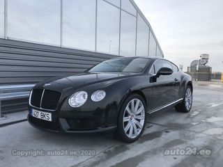 Bentley Continental GT 4.0 V8 373kW