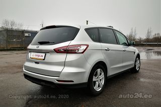 Ford S-MAX 2.0 110kW
