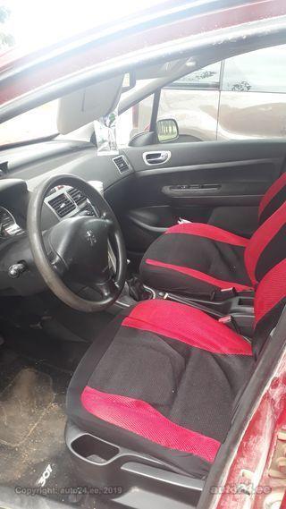 Peugeot 307 2.0 103kW