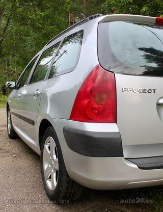 Peugeot 307 2.0 100kW