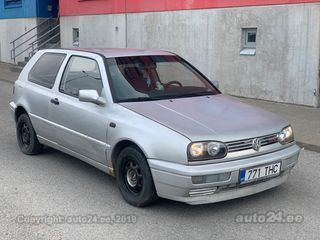 Volkswagen Golf GTI Edition 1.4 44kW