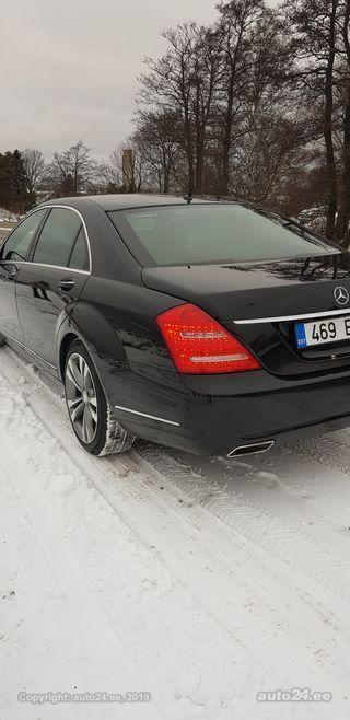 Mercedes-Benz S 350 BLUETECH Matic Long 3.0 190kW
