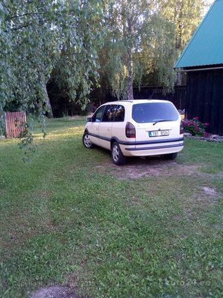 Opel Zafira 1.6 71kW