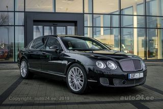 Bentley Continental Flying Spur Speed W12 449kW