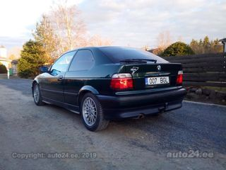 BMW 316 Compact 1.9 77kW