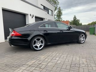 Mercedes-Benz CLS 320 Facelift 3.0 CDI 165kW
