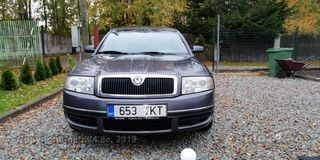 Skoda Superb 1.9 TDI 96kW