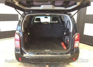 Nissan Pathfinder 2.5 140kW