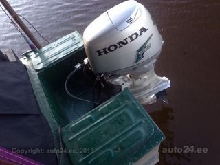 Progress 2M Honda 40hp 4-takti