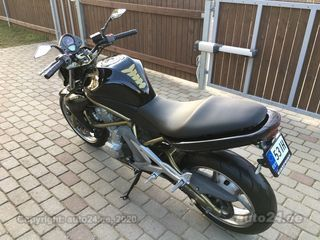 Kawasaki ER - 6 N 53kW