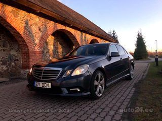 Mercedes-Benz E 350 3.5 200kW