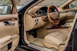 Mercedes-Benz S 350 Long 3.0 190kW
