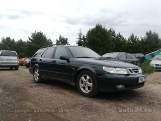 Saab 9-5 ESTATE 3.0 v6 147kW