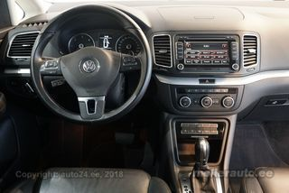 Volkswagen Sharan Highline 2.0 130kW