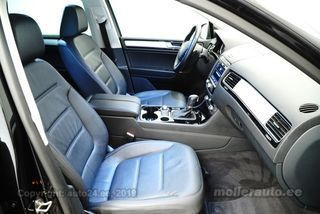 Volkswagen Touareg Chrome & Style 3.0 150kW