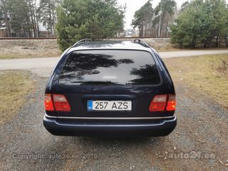 Mercedes-Benz E 200 2.0 137 137kW