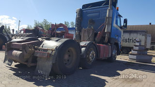 Volvo FH12 D12A380 279kW