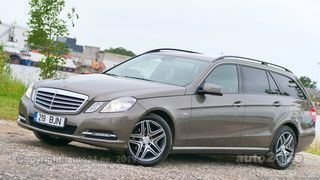 Mercedes-Benz E 220 CDI T BlueEFFICIENCY 2.2 cdi 125kW