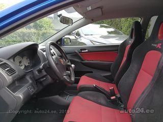 Honda Civic Type R 2.0 147kW