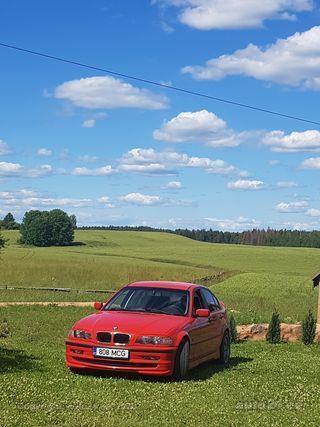 BMW 318 e46 1.9 87kW