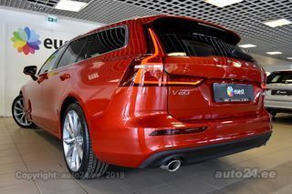 Volvo V60 AWD H&K INTRO EDITION INTELLI SAFE FULL 2.0 110kW